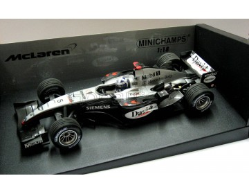 McLaren Mercedes MP4/19 - D.Coulthard – 2004