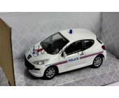 Peugeot 207 Police