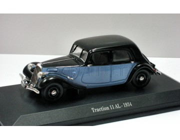 Citroen Traction 11 AL 1934