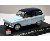 Simca Aronde Ranch 1961