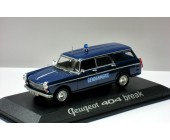 Peugeot 404 break gendarmerie 1969
