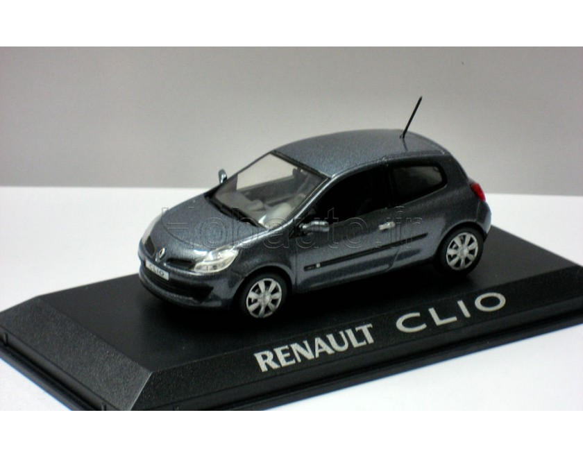 renault clio 3 norev. Black Bedroom Furniture Sets. Home Design Ideas