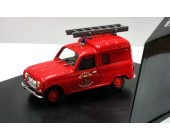 Renault 4 Fourgonnette F4-1965 - Pompiers
