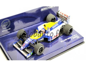 Williams Renault FW14 - No.5 Nigel Mansell – 1991