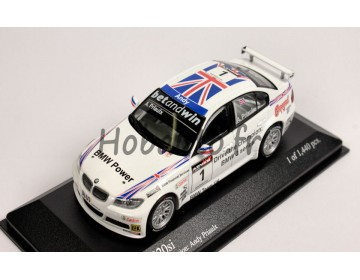 BMW 320si - No.1 Andy Priaulx - BMW Team UK – WTCC Champion 2006